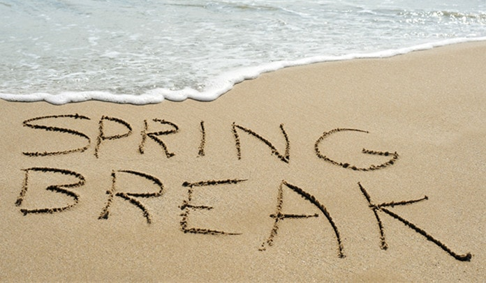 spring break quotes