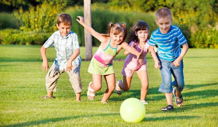 running games for kids