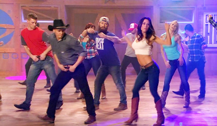 History of Country Line Dancing