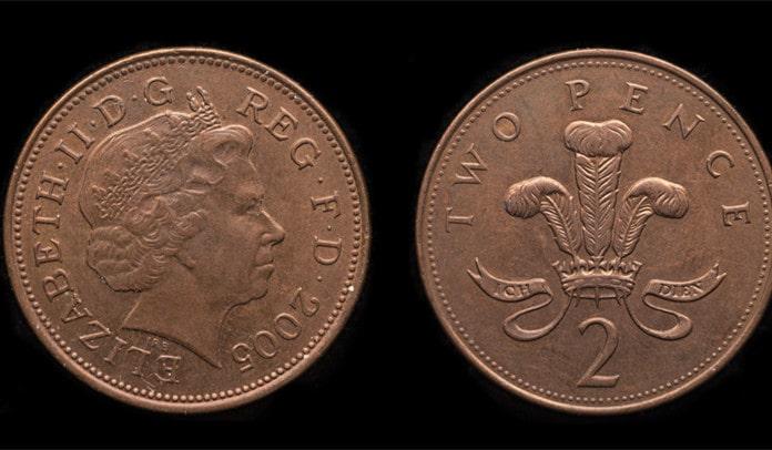 List of British Coins