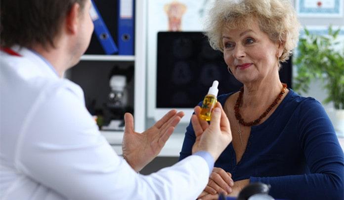cbd oil for elderly