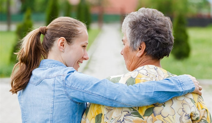 paid caregiver for family member