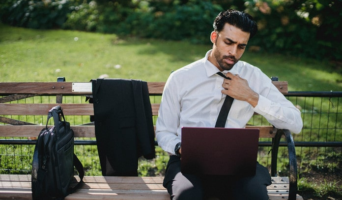 security risks of working remotely