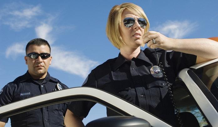 career as police officer